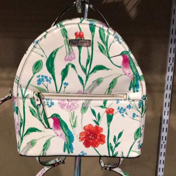 Kate Spade Hummingbird Backpack